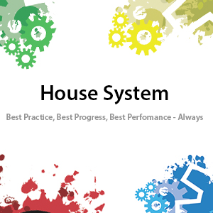 House System  Click to see information about the house system