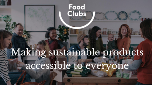 Jan 24, 2018 - FOOD CLUBS FEATURE AMONG FIVE STARTUPS TAKING THE FOOD REVOLUTION FORWARD