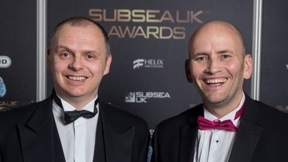 Feb 12, 2018 - ROVCO CROWNED NEW ENTERPRISE OF THE YEAR AT SUBSEA UK AWARDS