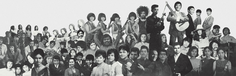 Musik dan revolusi anak muda. Gambar oleh Irama Nusantara.