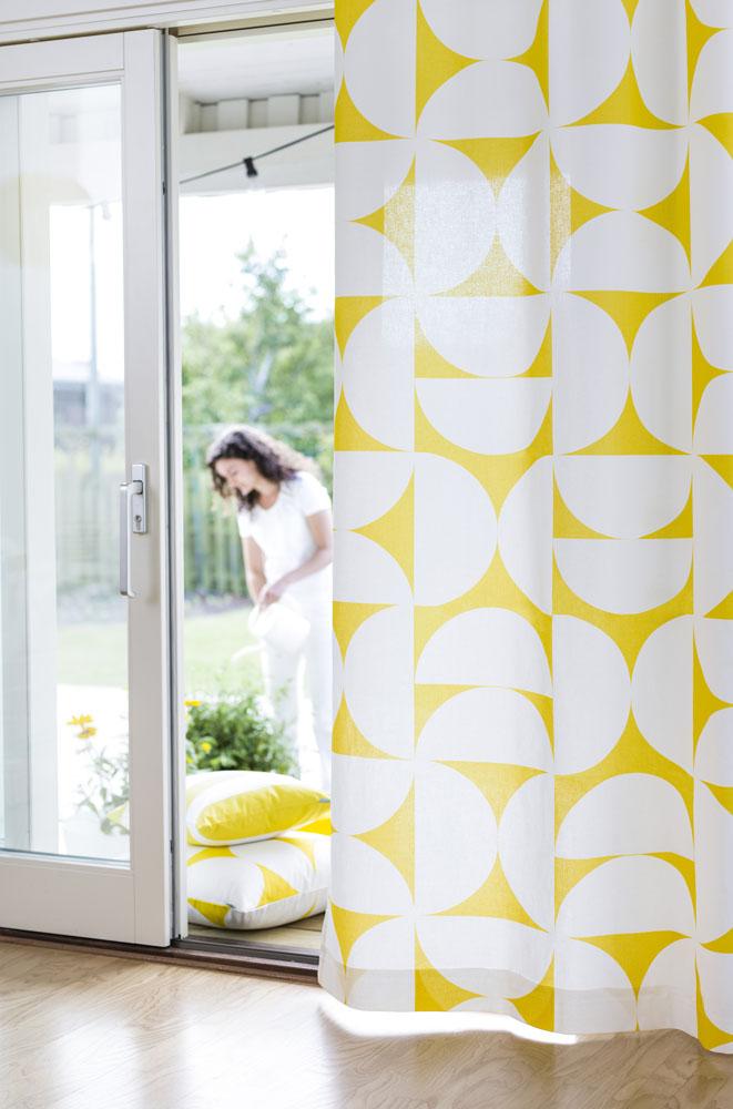 ... Scandinavian Curtains ...