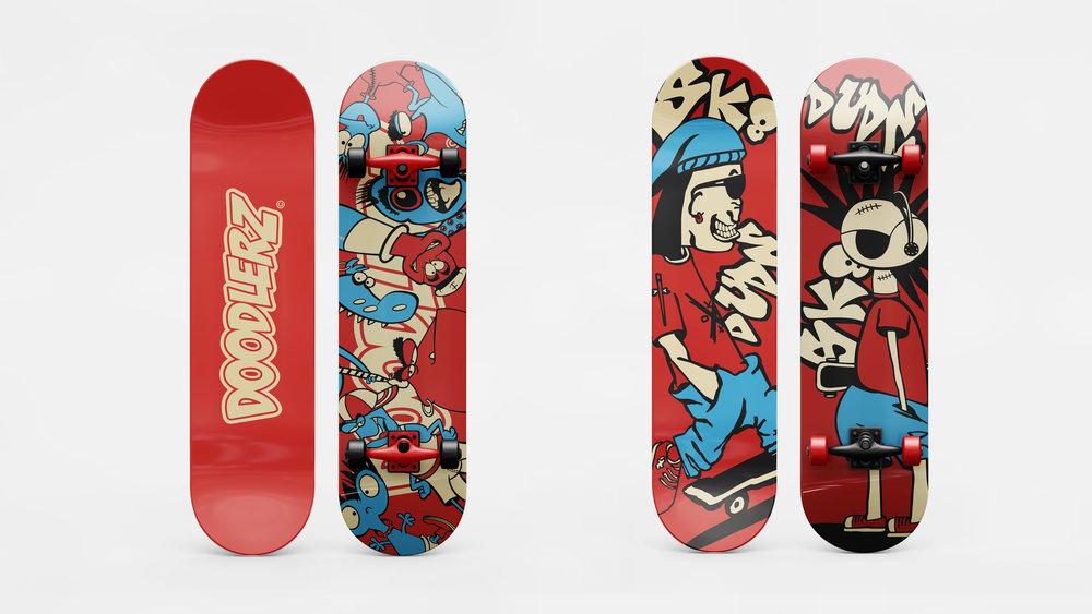 DOODLERZ skateboard - 02.jpg