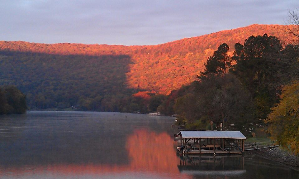 Fall view from Deck..jpg