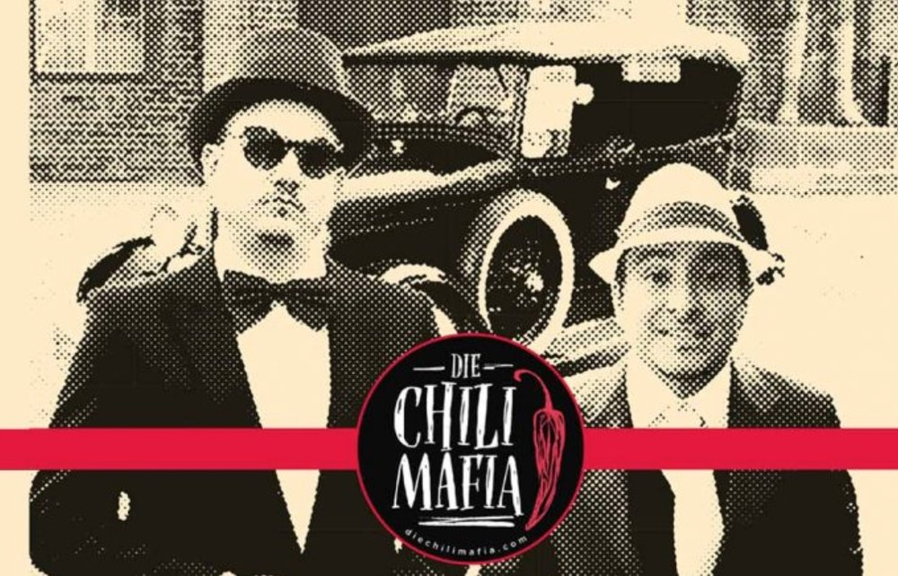 Die Chili Mafia (DE) - HOT STUFF