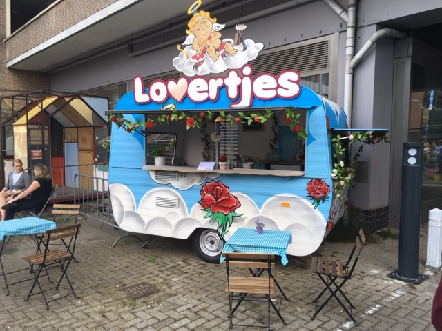 Lovertjes Poffertje  -