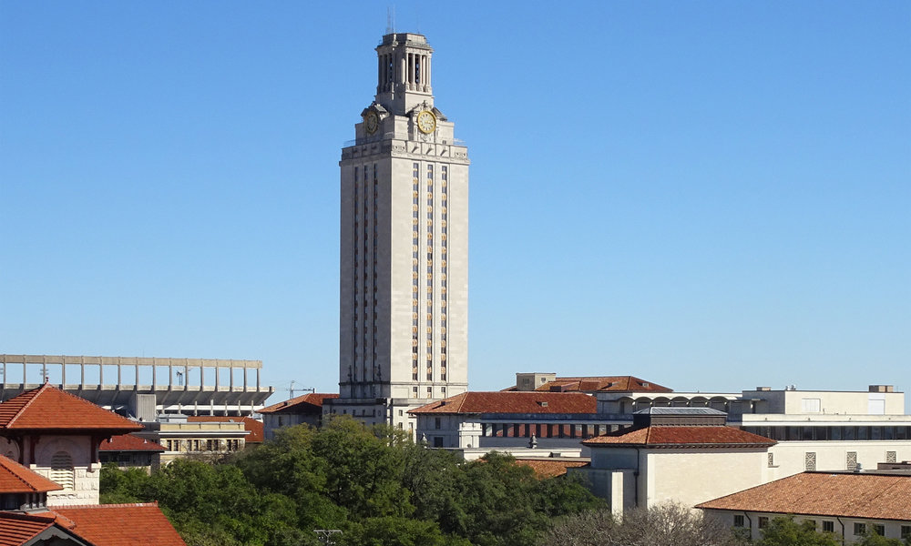 University of Texas   (Multiple Projects)   Assess the Benefits and Risks of Outsourcing Parking Services  Evaluate the UT Austin Parking Assets  Provide Conclusions with Regard to Financial Options for UT Austin