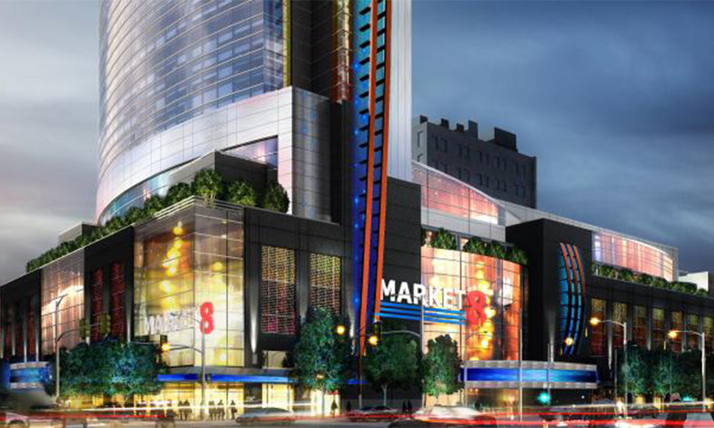 Market 8   Casino   Develop Parking Supply and Demand for an Urban Casino Site  Parking Management Plan for Mixed-Use Development  Recommend Technology to Support Customer-Focused Parking