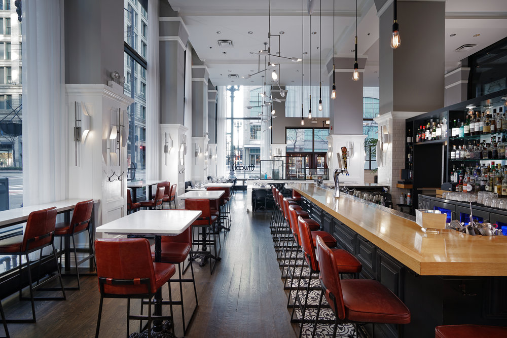 The Alise Chicago Interiors Atwood Bar