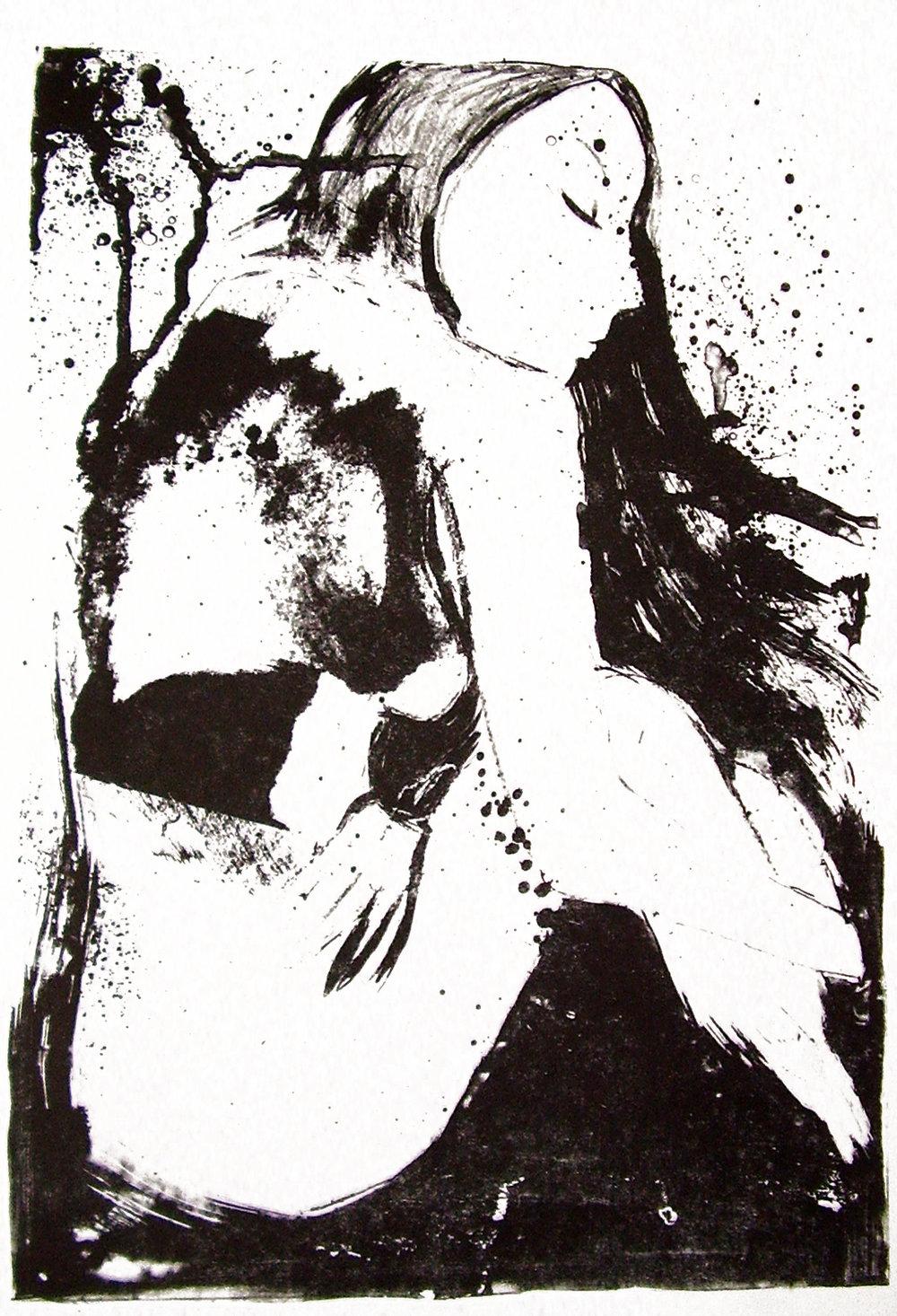 """""""Xray Portrait"""" 2008"""