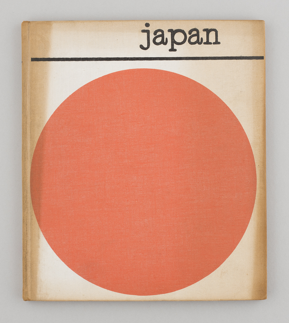 Japan photography book, 1950s, found in London