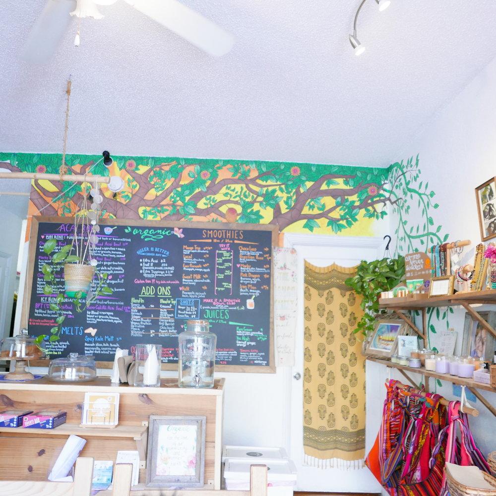 Under the Mango Tree Cafe