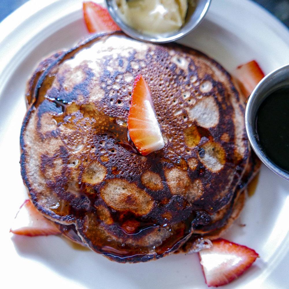 Brunch Item - Vegan pancakes!