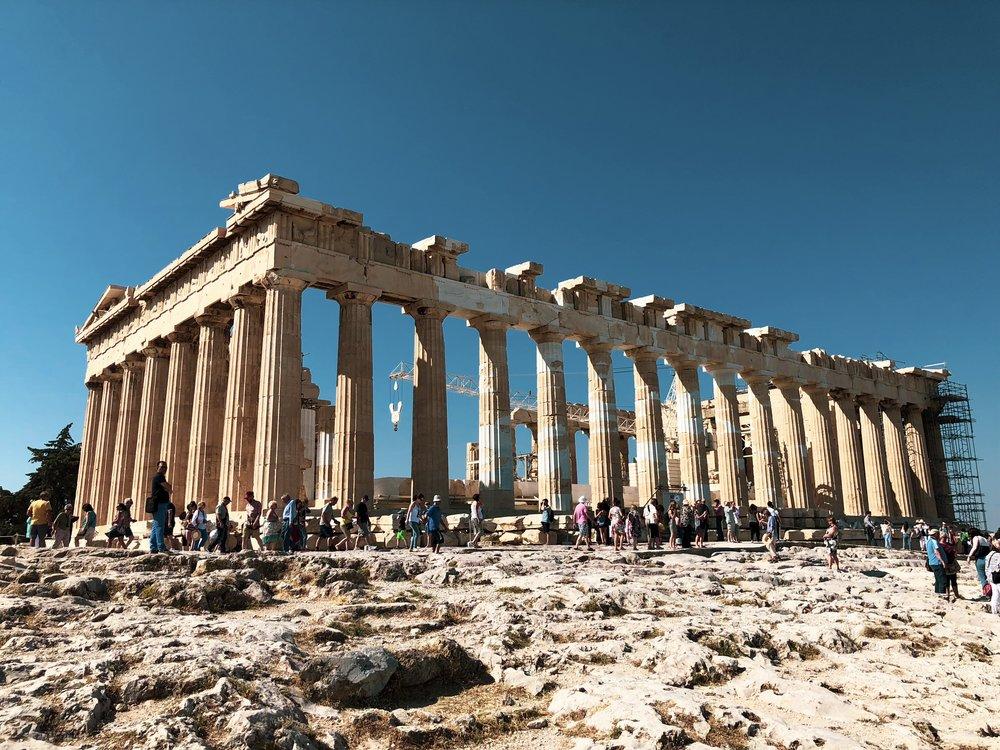 Parthenon @ Acropolis