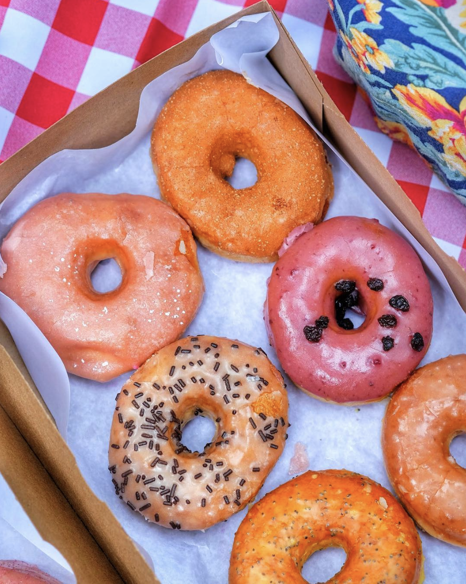 Best NYC Vegan Donuts — Veganeatsnyc