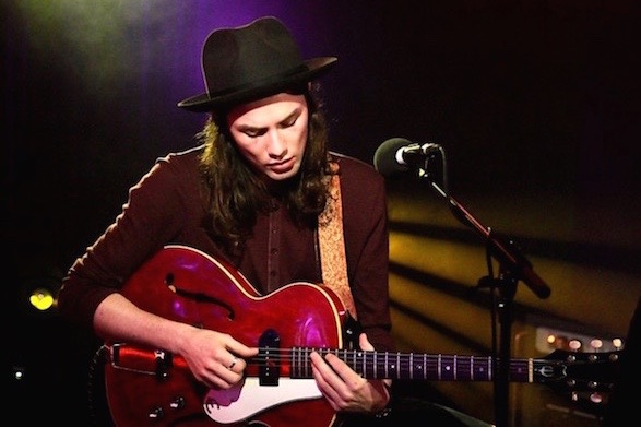 James Bay  BRIT Award Winning Artist