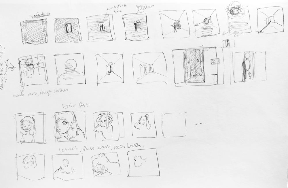 First thumbnails