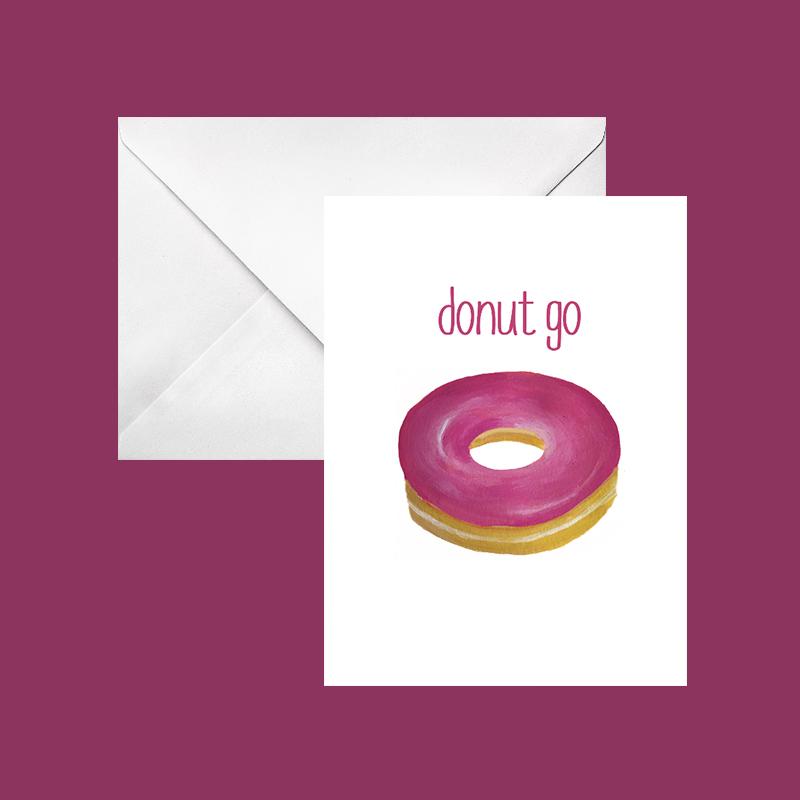 donut go