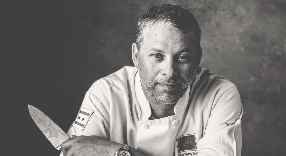 Chef Tripp Rion