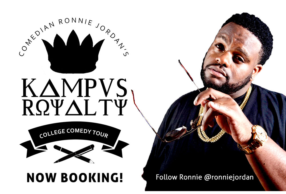 Kampus Royalty Tour Ronnie Jordan