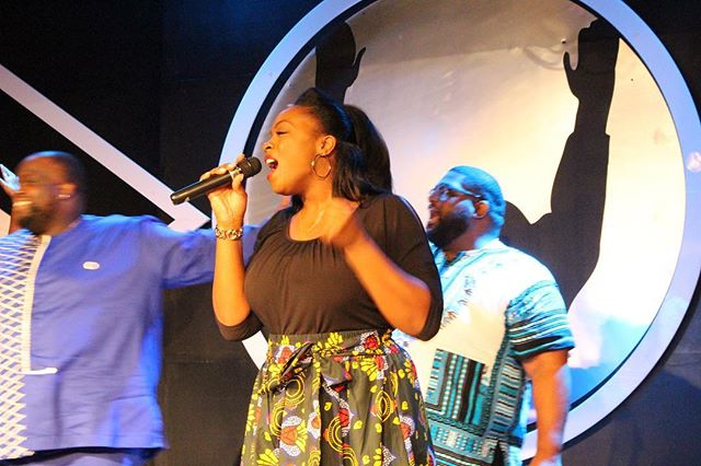 We can't scream Happy Birthday loud enough to our praise and worship leader @mrstcoop. We are moved to seek the presence of God every week through your gift and heart for God. ❤️