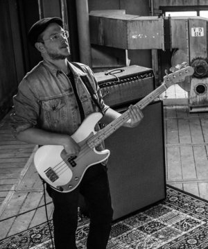 Tom Zwaans  - bass