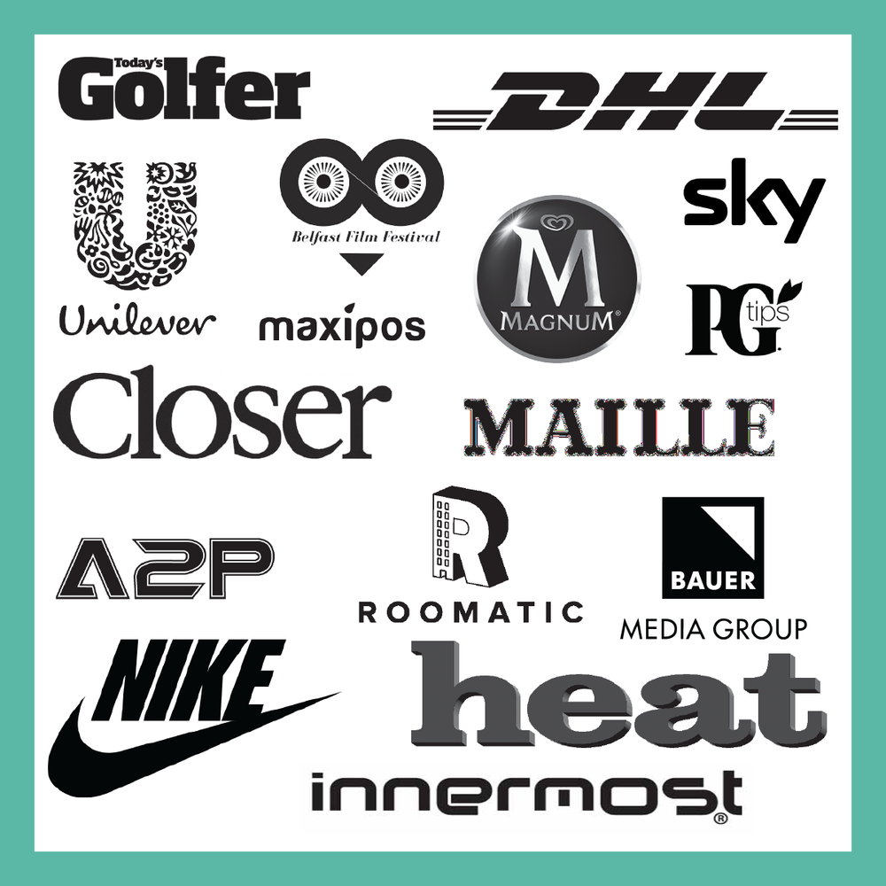 A small selection of the brands that use Quikkly