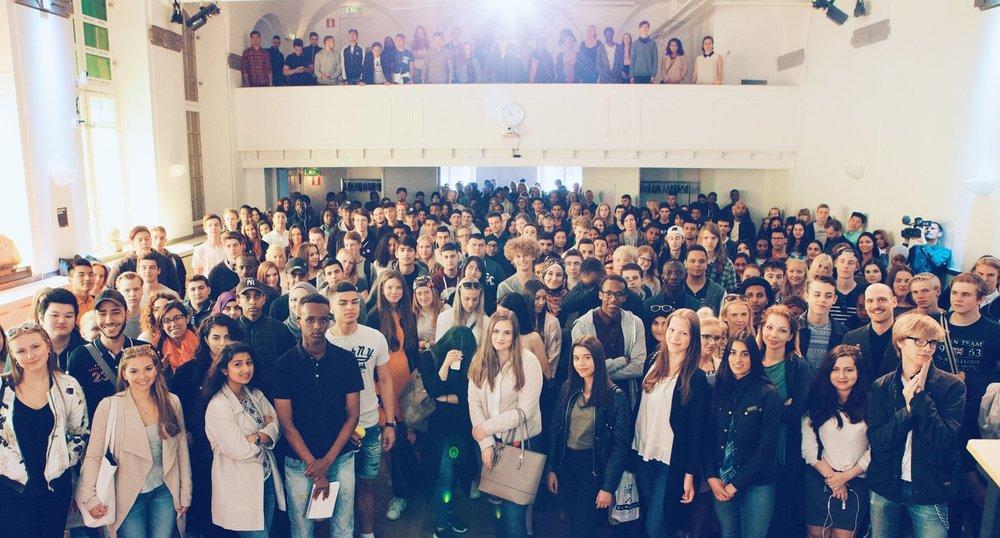 #SthlmOp – Class of 2016