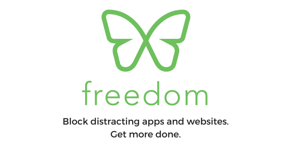 Freedom App - Uses a VPN to shut down any app or site you don't want to use. You can set timers or program regular daily Sessions before bed or in the morning