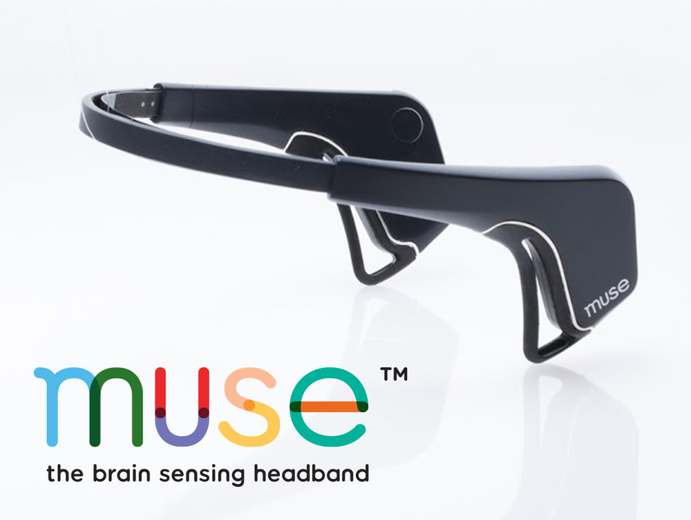 Muse  - Meditation headband that measures your brain waves, tracks everything, and is actually motivating to use. It also provides real-time neural feedback so you can actually improve in the moment.