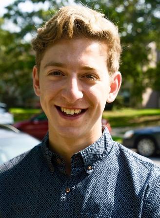 Ethan Simon  Community Health Undergraduate Fellow