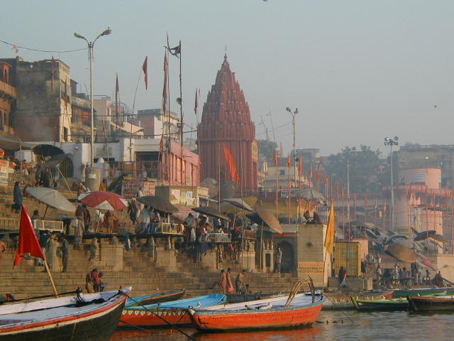 Holy City of Varanasi (Kashi)