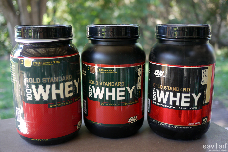Tomar whey protein ayuda a bajar de peso