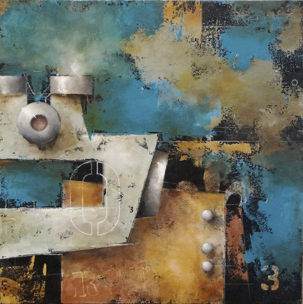 Rust (SOLD) - 2016