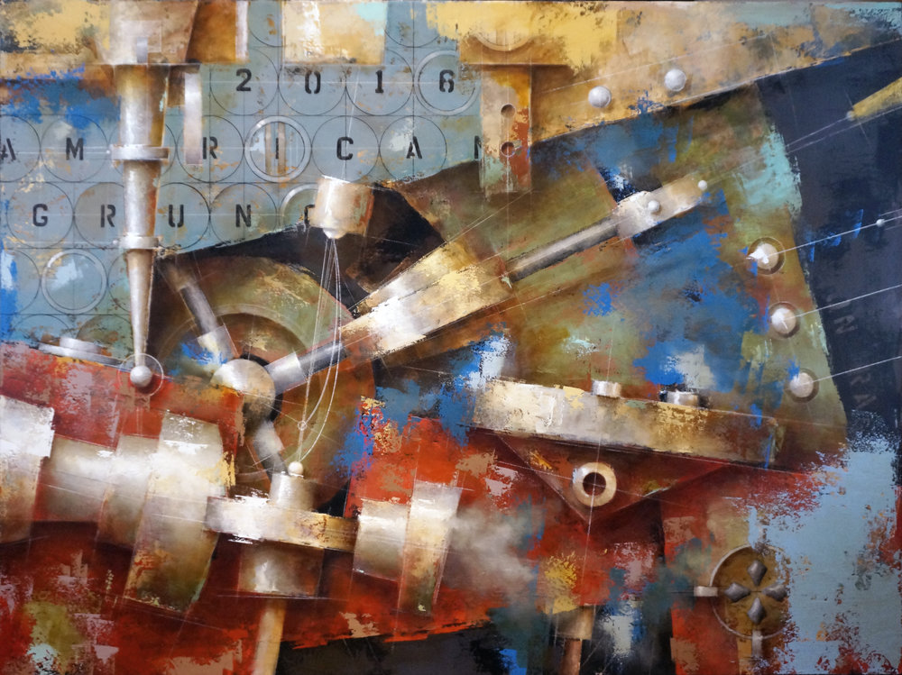 American Grunge - 2016 (SOLD)