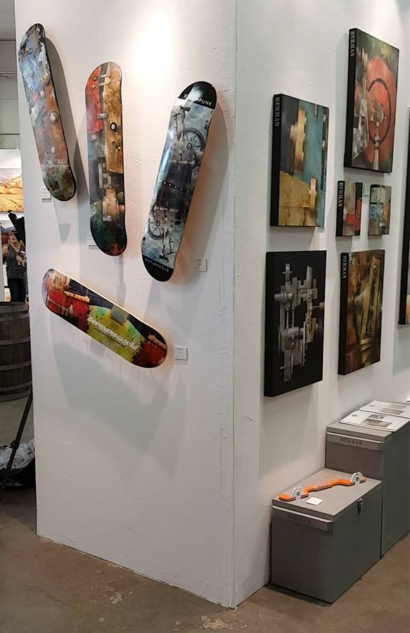 Engage Art Fair 2016  Calistoga, CA.