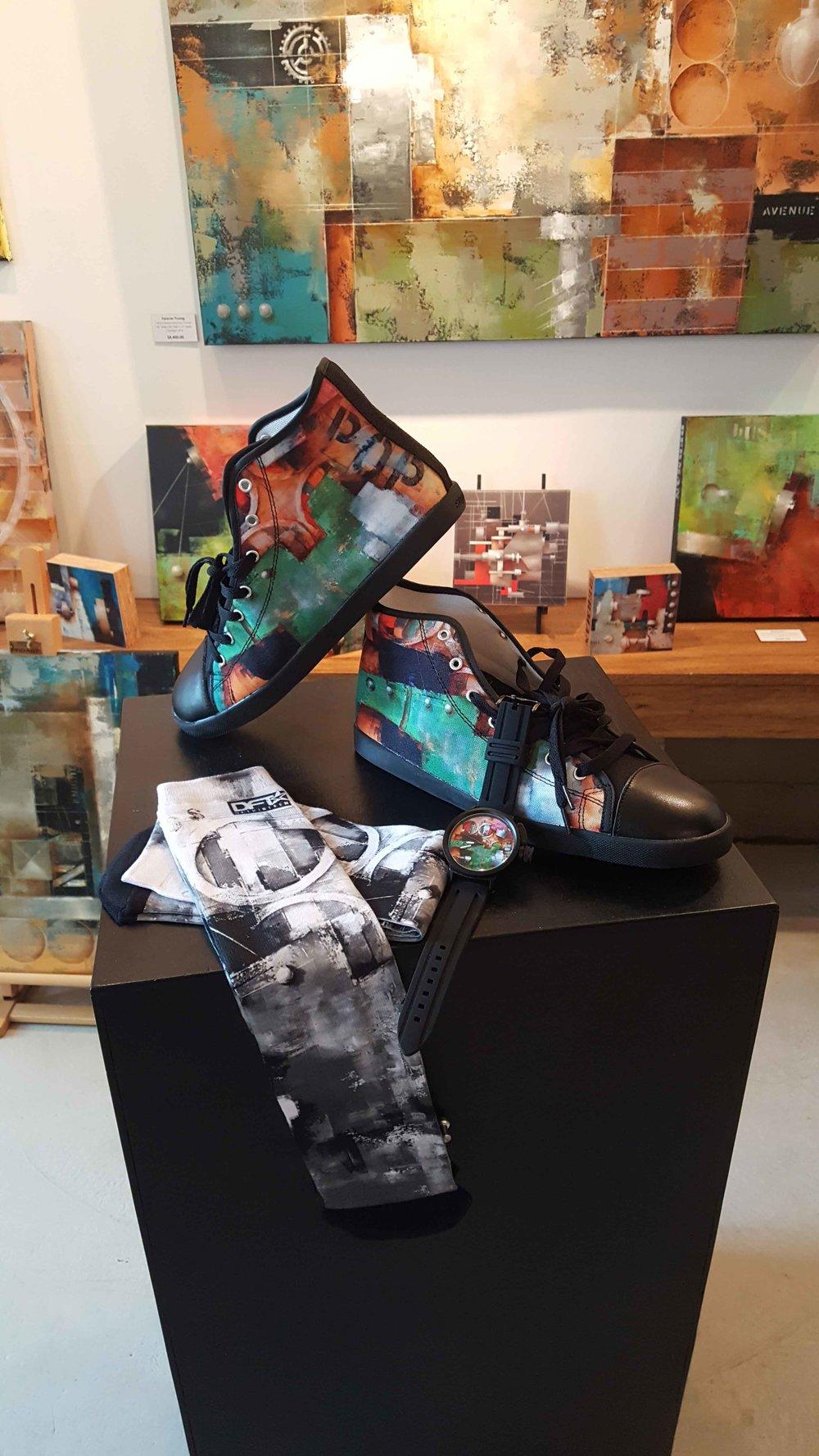 Ken Berman Collection @ DF13 Skateboards