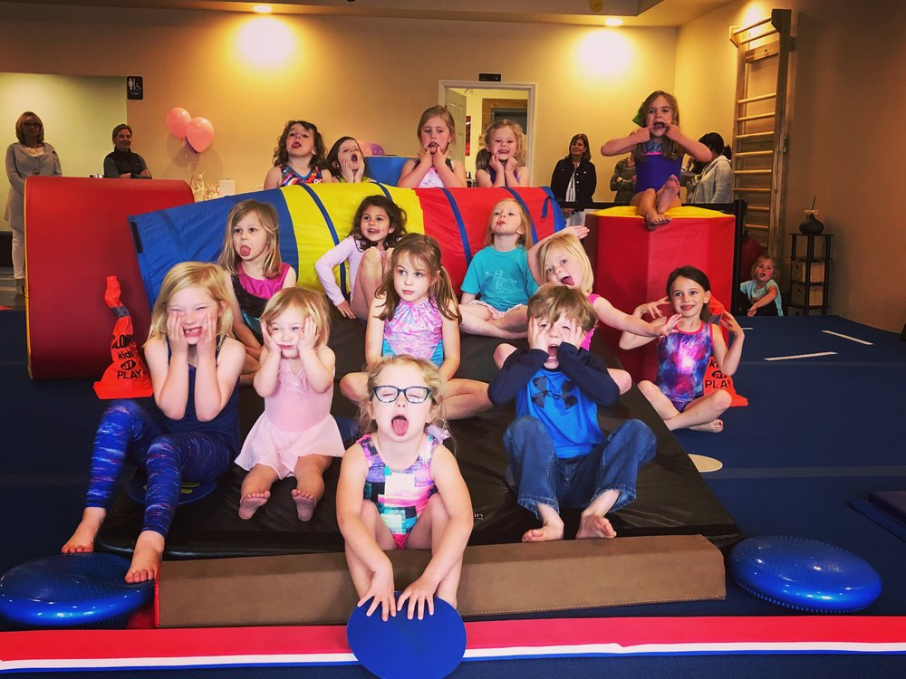 Birthday Parties! - We're looking forward to hosting your next birthday party at Get Bored Get Fit Studio!Please email us or text 205-719-6467 to confirm details and dates.