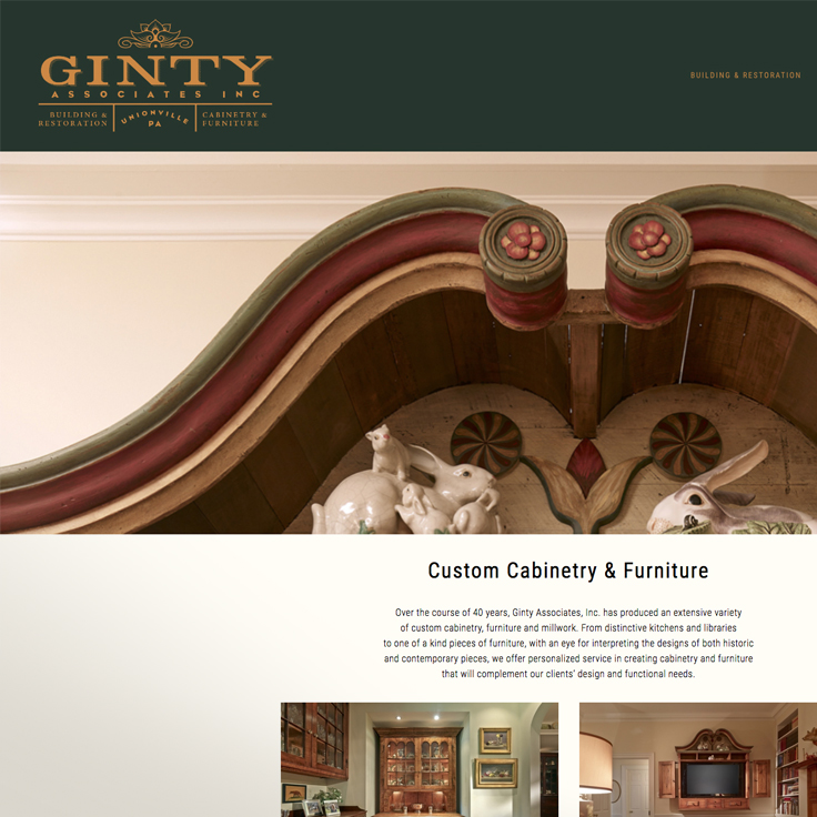 _  ginty associates, inc  web