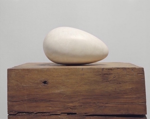 Constantin Brancusi, Sculpture for the Blind, 1920 - 1921