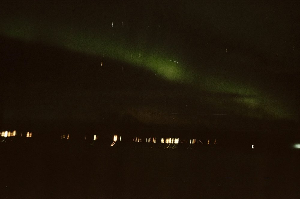 Northern light.