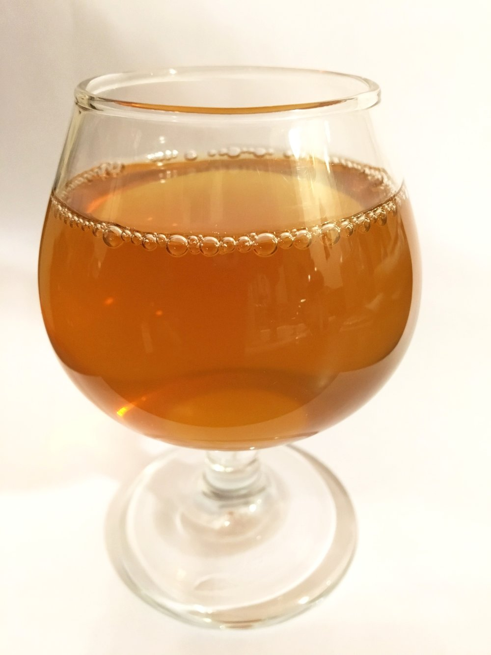 Wisconsin Russet Cider