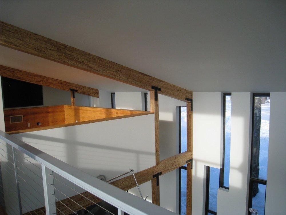 upper floor walkway