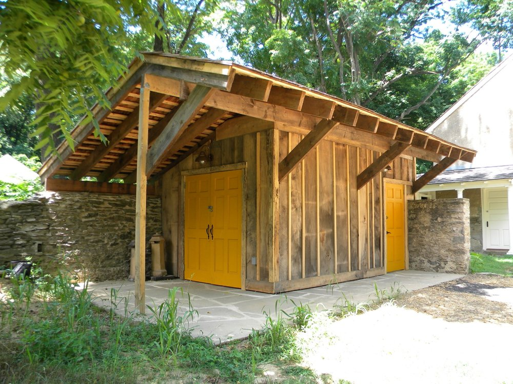 Meetinghouse Reclaimed Wood Outbuilding.jpg
