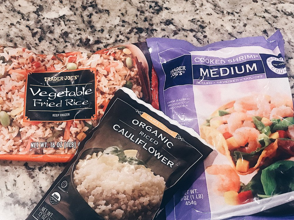 Beyond excited to try the Rice Cauliflower!