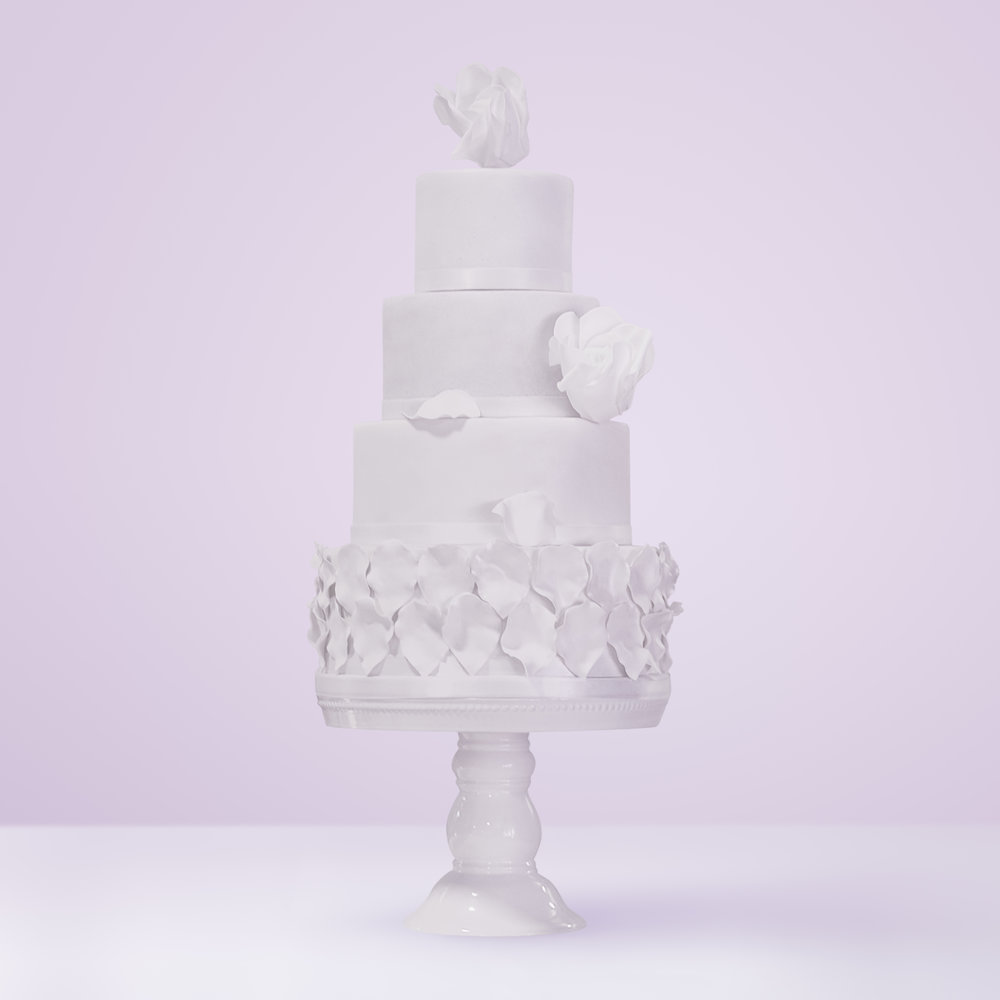 Wedding cakes in London - The Pink Kitchen