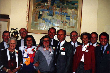 Past Presidents - 1989
