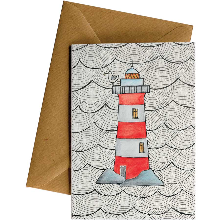 Pack of 8 seaside greeting cards little difference nz pack of 8 seaside greeting cards kristyandbryce Choice Image