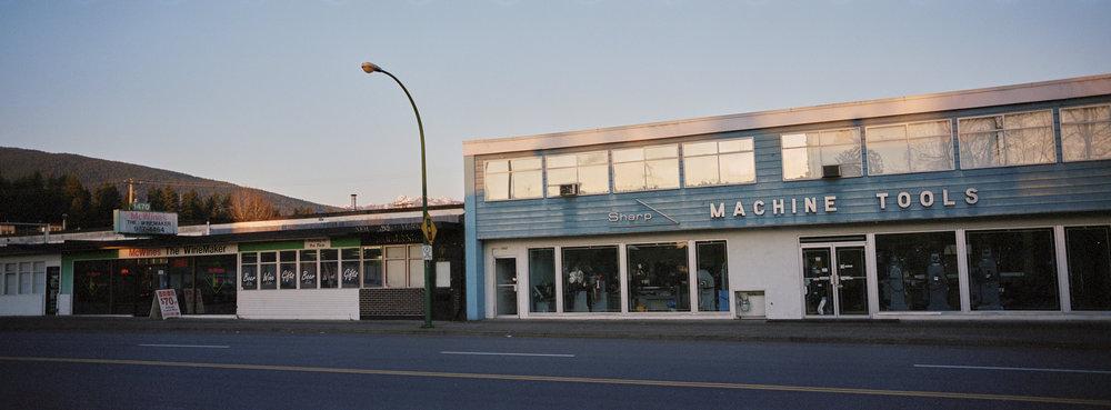 Pemberton Ave, North Vancouver