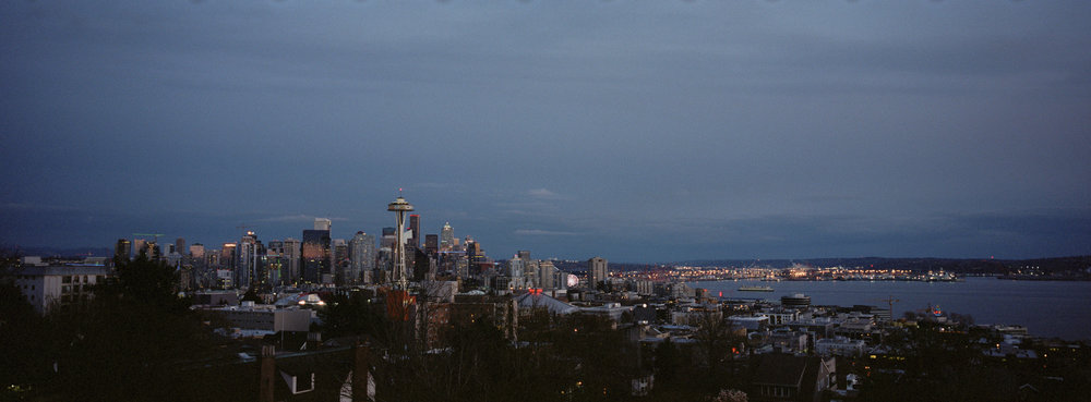 Kerry Park, Seattle, WA