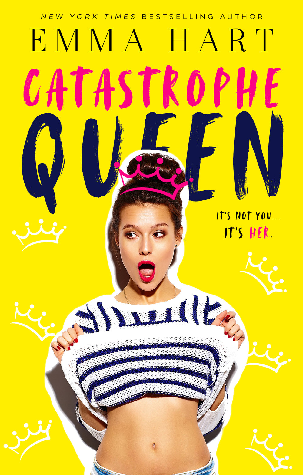 Cover Reveal Catastrophe Queen By Emma Hart Love N Books